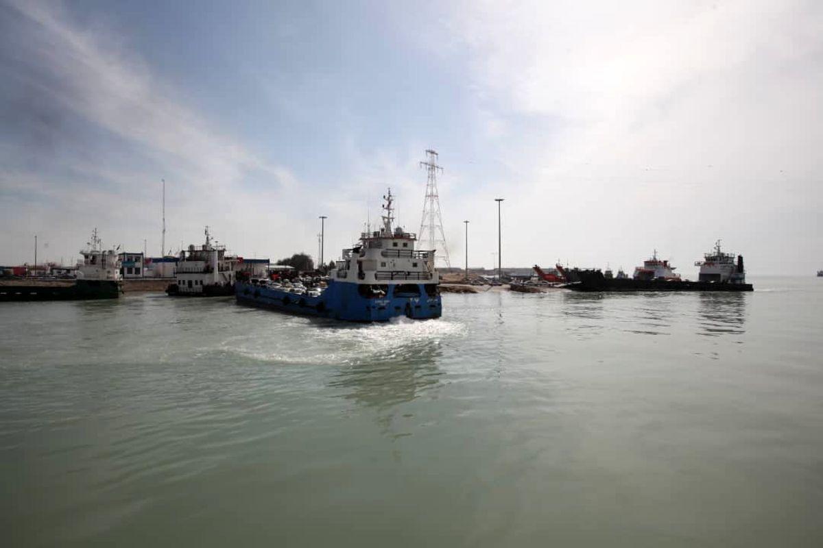 ساعت کاری مسیر دریایی لافت و پهل تا ساعت ۲۴ افزایش یافت