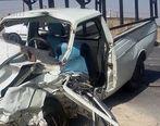 10 کشته و مجروح در تصادف خودرو پلیس در آباده