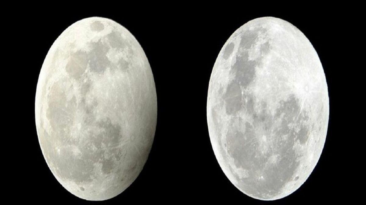 وقوع ماه گرفتگی در روز دوشنبه ۱۰ آذر ماه + جزئیات