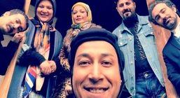 دیالوگ +18 رحمت و همسرش در پایتخت 6 لو رفت+عکس