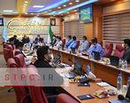 برگزاری جلسه هم اندیشی رابطین قرآنی صنایع پتروشیمی منطقه ماهشهر در پتروشیمی شهید تندگویان (سهامی عام)