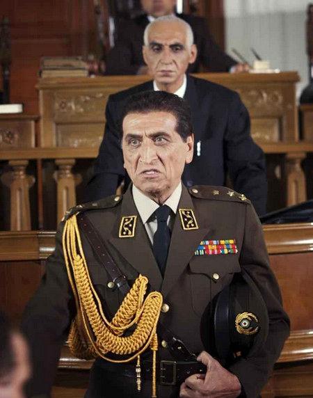 احمد نجفی در سریال معمای شاه
