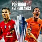 ساعت بازی پرتغال و هلند فینال لیگ ملت های اروپا 19 خرداد