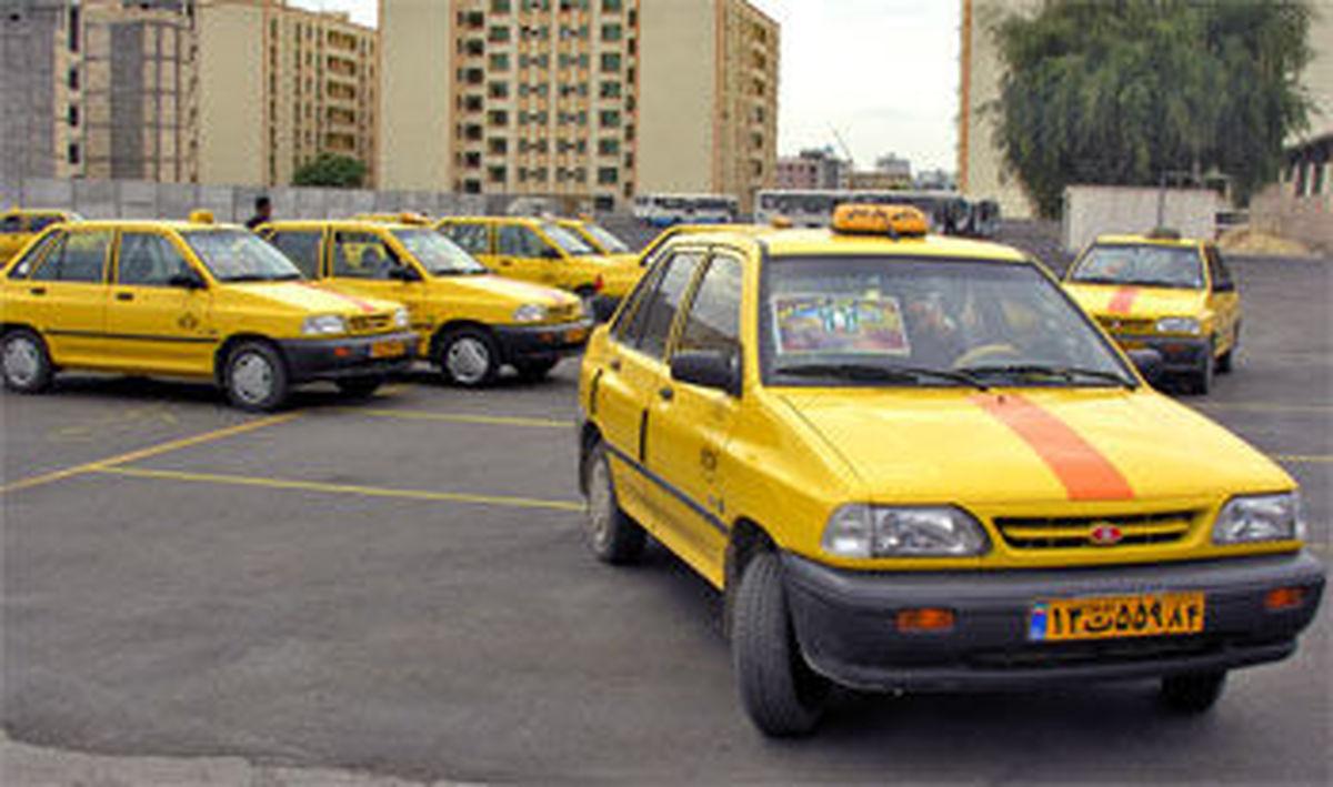 جریمه رانندگان تاکسی بدون ماسک چیست ؟