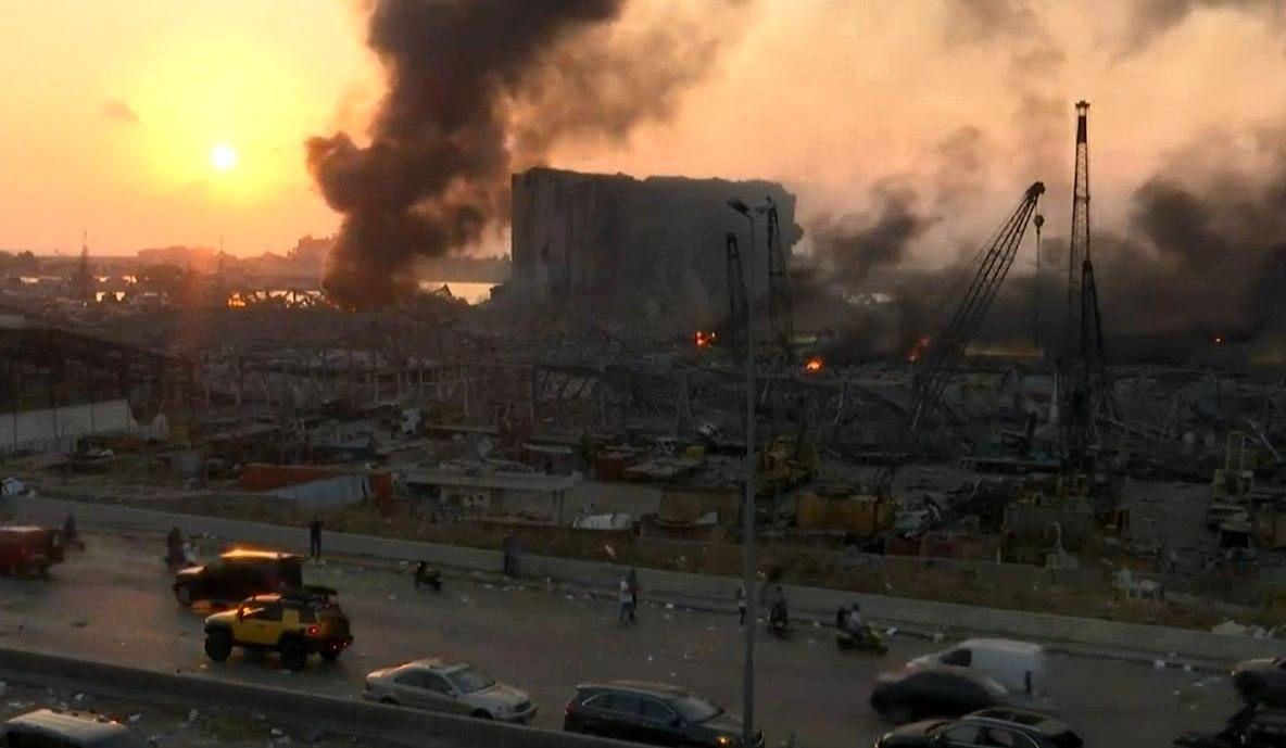 جزئیات انفجار شدید در لبنان + آمار کشته ها