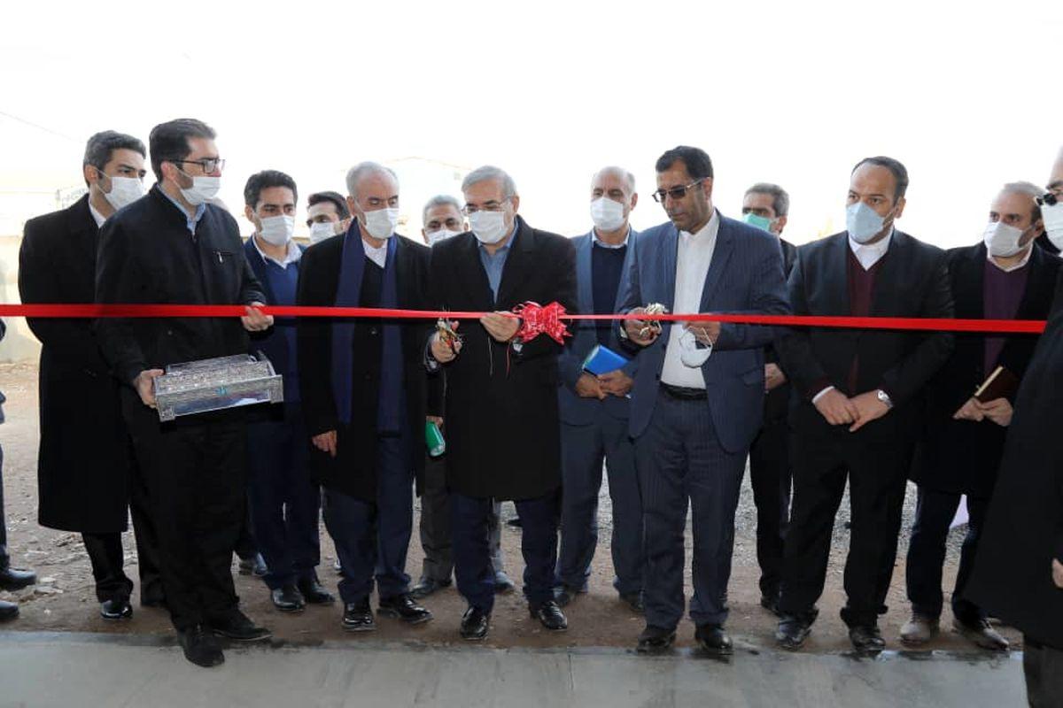 چهار واحد صنعتی و کشاورزی در منطقه آزاد ارس افتتاح شد