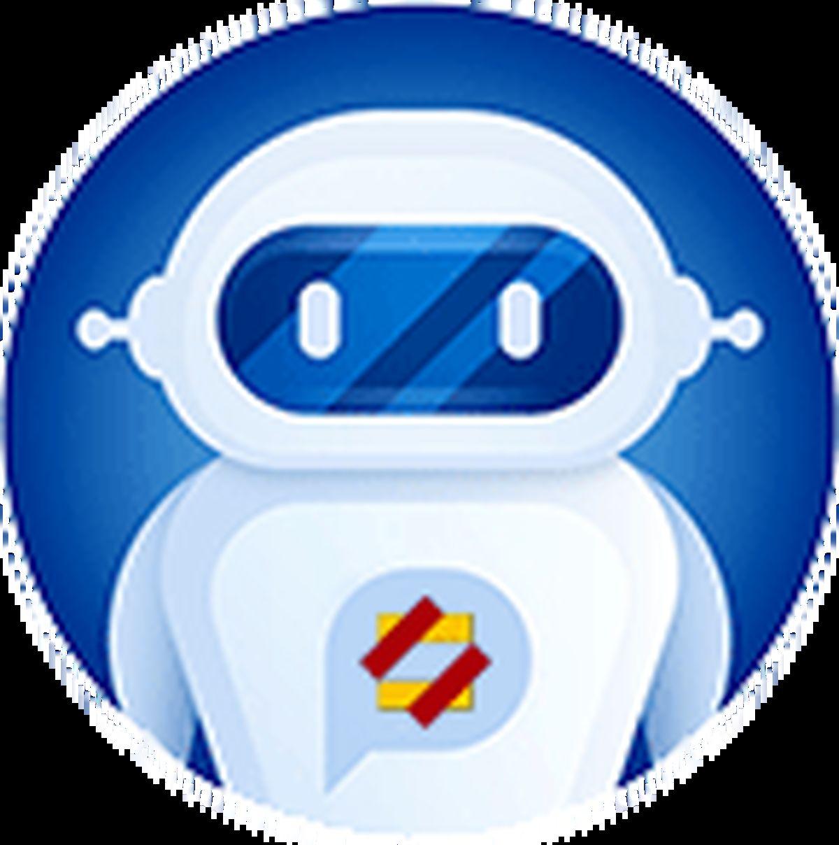 رونمایی از روبات هوشمند پاسخگو بانک انصار