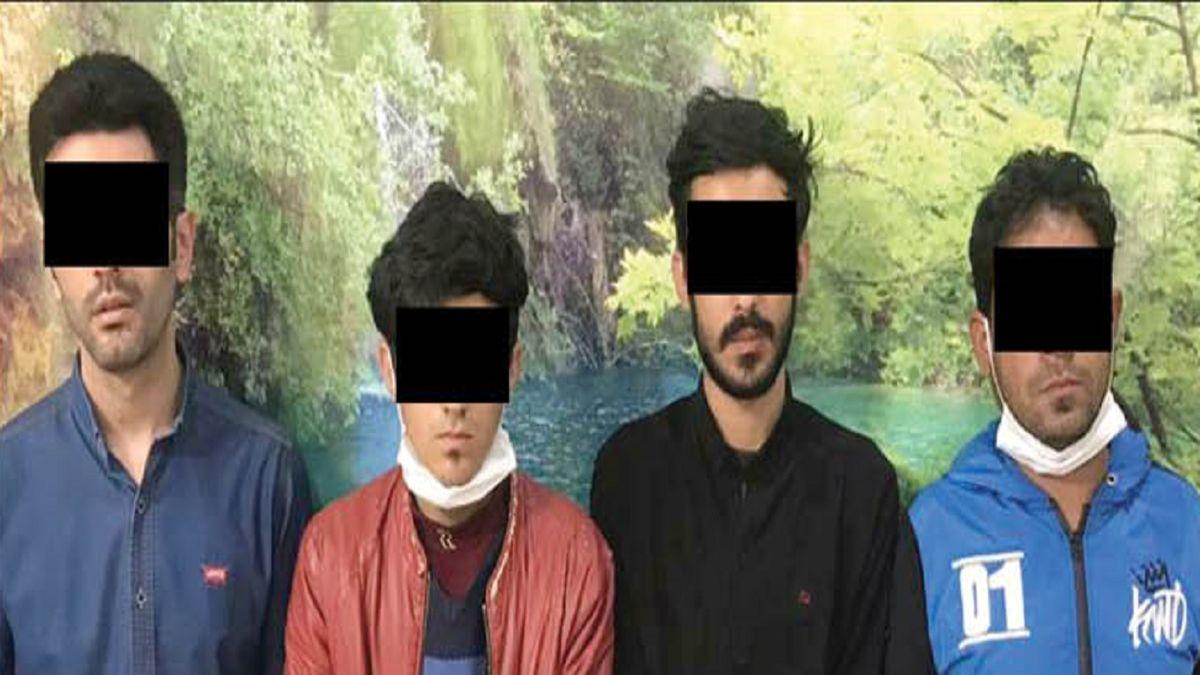 سرقت زیرکانه خودرو یک خانم در مشهد | فیلم سرقت