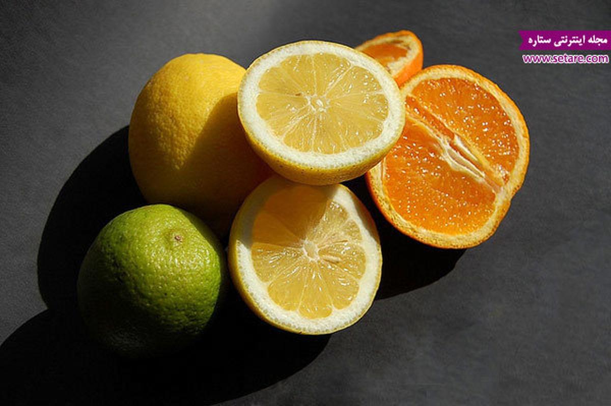 آموزش و  طرز تهیه ماسک میوه پرتقال جادویی