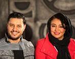 ماجرای عکس یادگاری جواد عزتی و زن خارجی در ونیز + فیلم و عکس