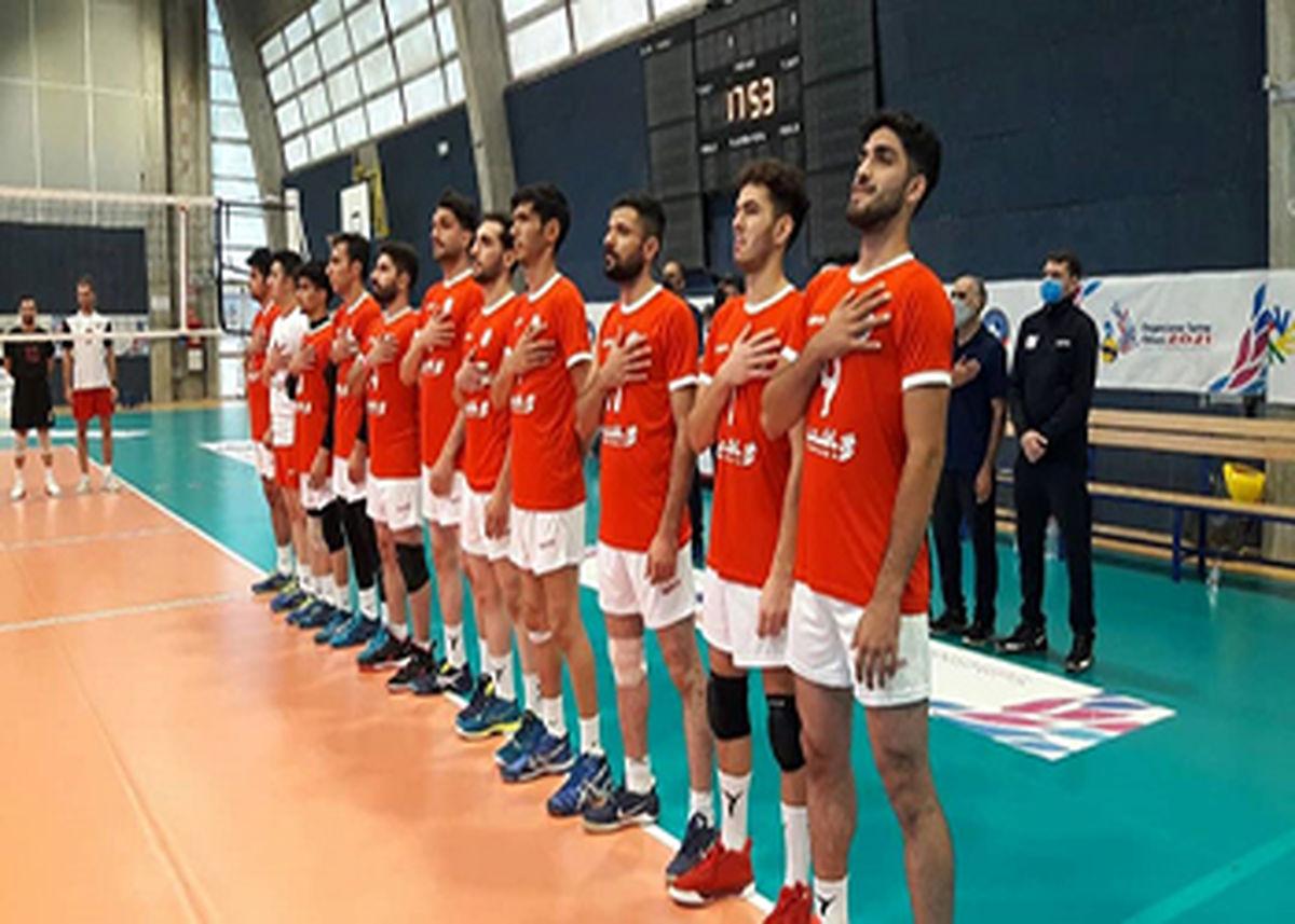 قرارگرفتن تیم ملی والیبال ناشنوایان ایران در رده ششم جهان