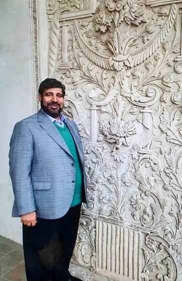 تصاویر دیده نشده از قاضی منصوری در خارج از کشور