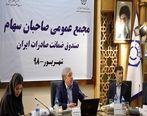 صورتهای مالی سال ۱۳۹۷ صندوق ضمانت صادرات ایران تصویب شد