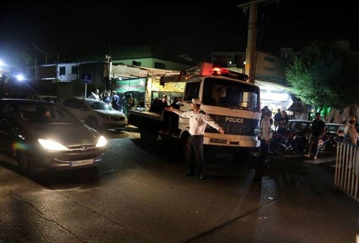 لغو محدودیت تردد شبانه در فیروزکوه