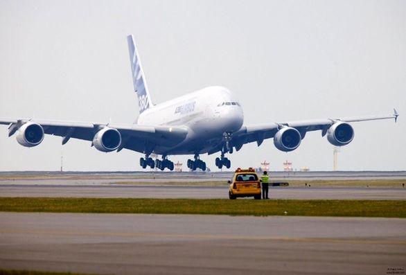 نقص فنی یک هواپیمای دیگر را هم زمین گیر کرد