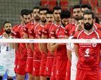 برنامه بازی والیبال ایران در لیگ جهانی 2021