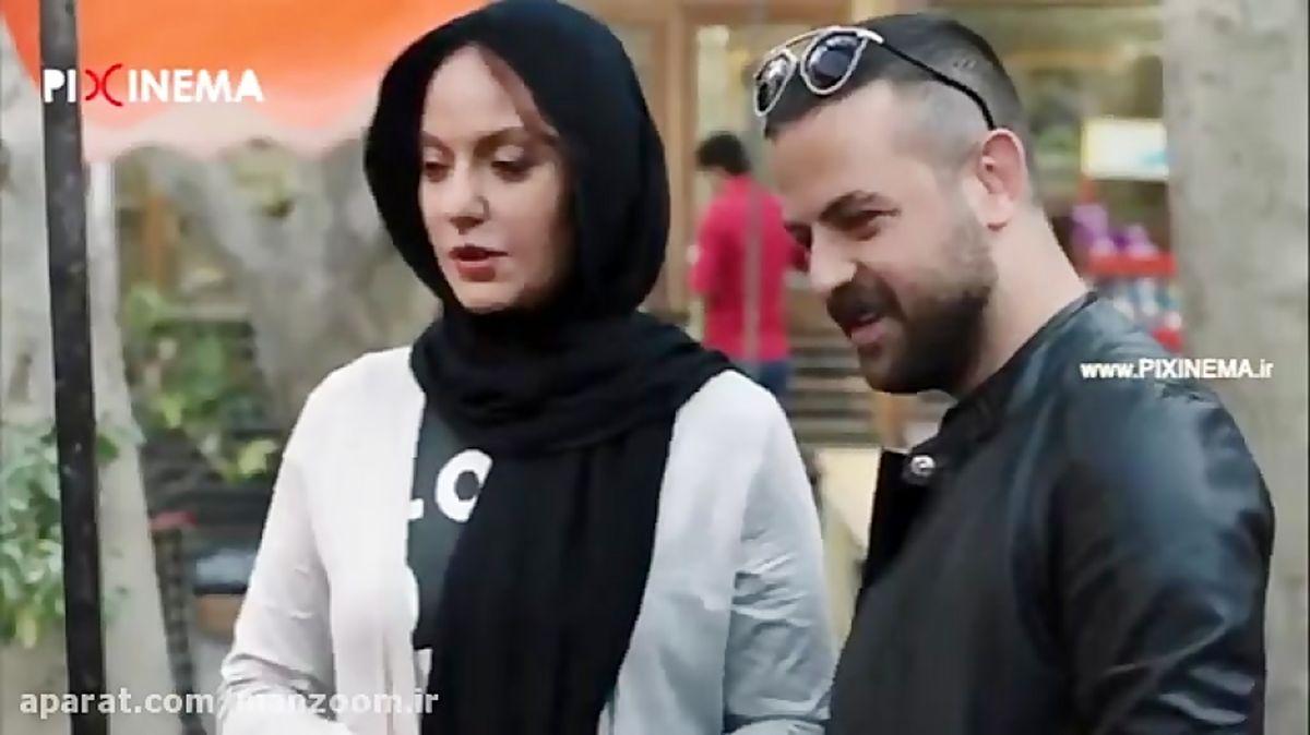 جایگزین مهناز افشار در سریال عاشقانه 2 لو رفت + عکس