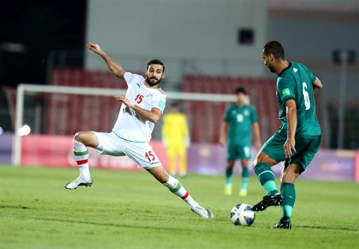 ادعای عجیب تیم ملی فوتبال عراق به باخت مقابل تیم ایران