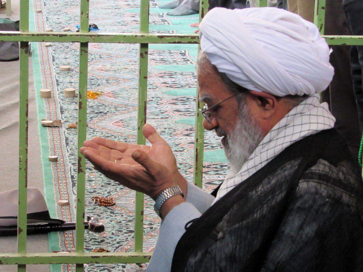 ایت الله رحیمی امام جمعه خمینی شهر فوت کرد + بیوگرافی و علت مرگ