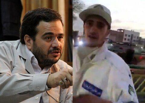 جرم سربازی که از نماینده مجلس سیلی خورد مشخص شد + عکس