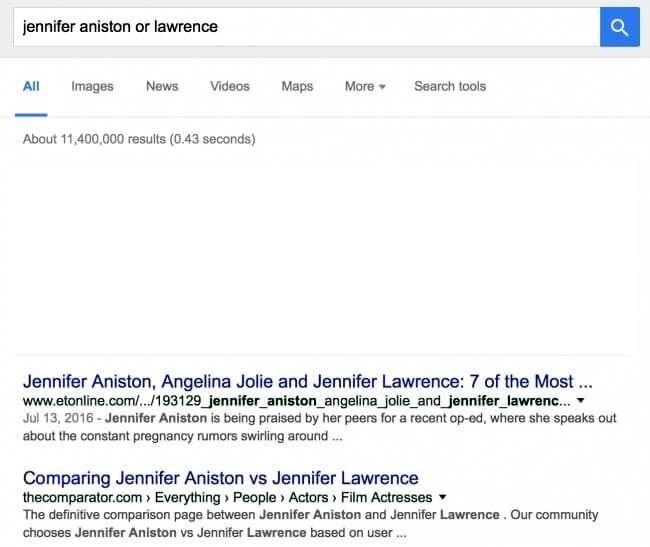 ۱۰ روش جستجو در گوگل که ۹۶ درصد مردم نمیدانند