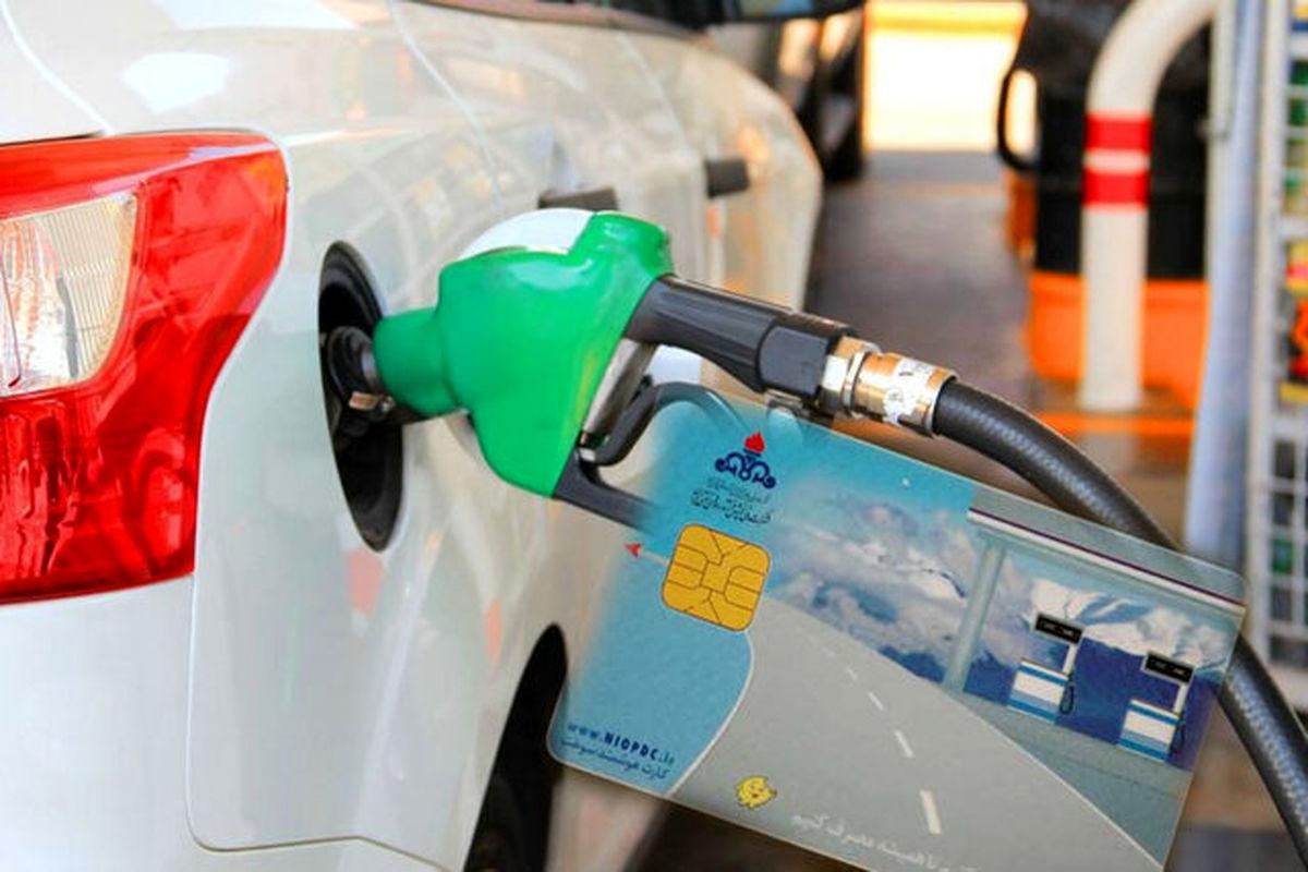 سهمیه بنزین قابل انتقال به ماههای بعد است