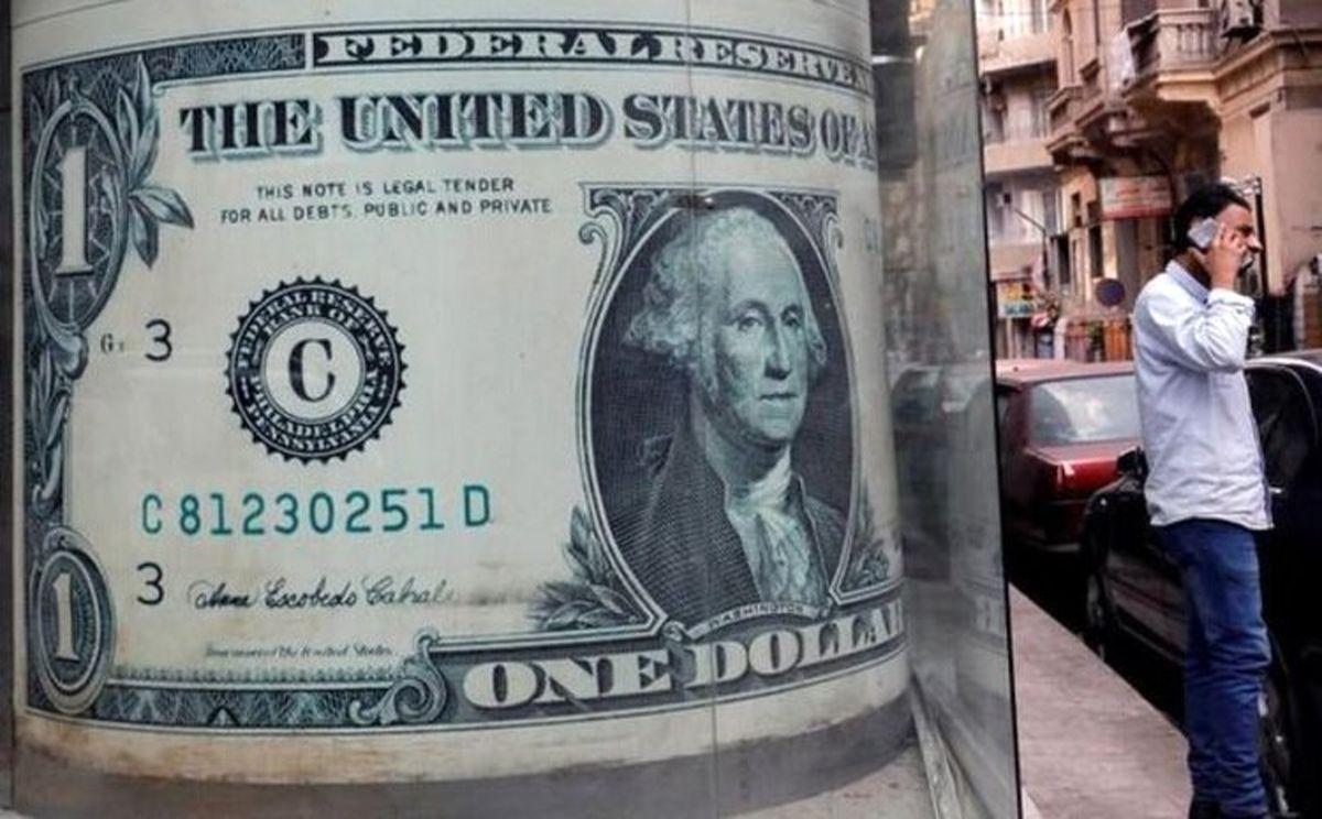 عقب گرد دلار در برابر همتایان جهانی