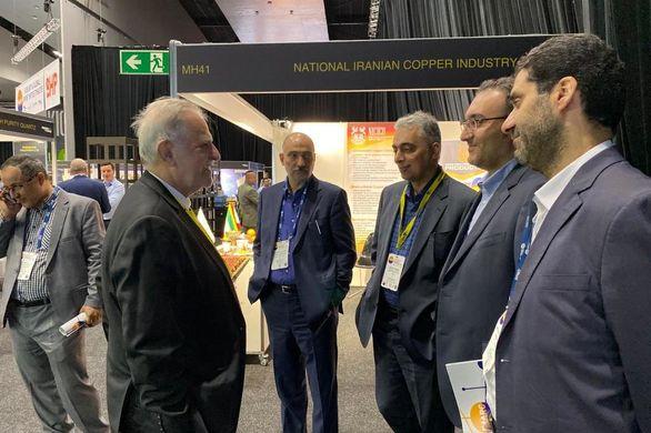 ششمین کنفرانس و نمایشگاه بینالمللی معدن و صنایع معدنی استرالیا