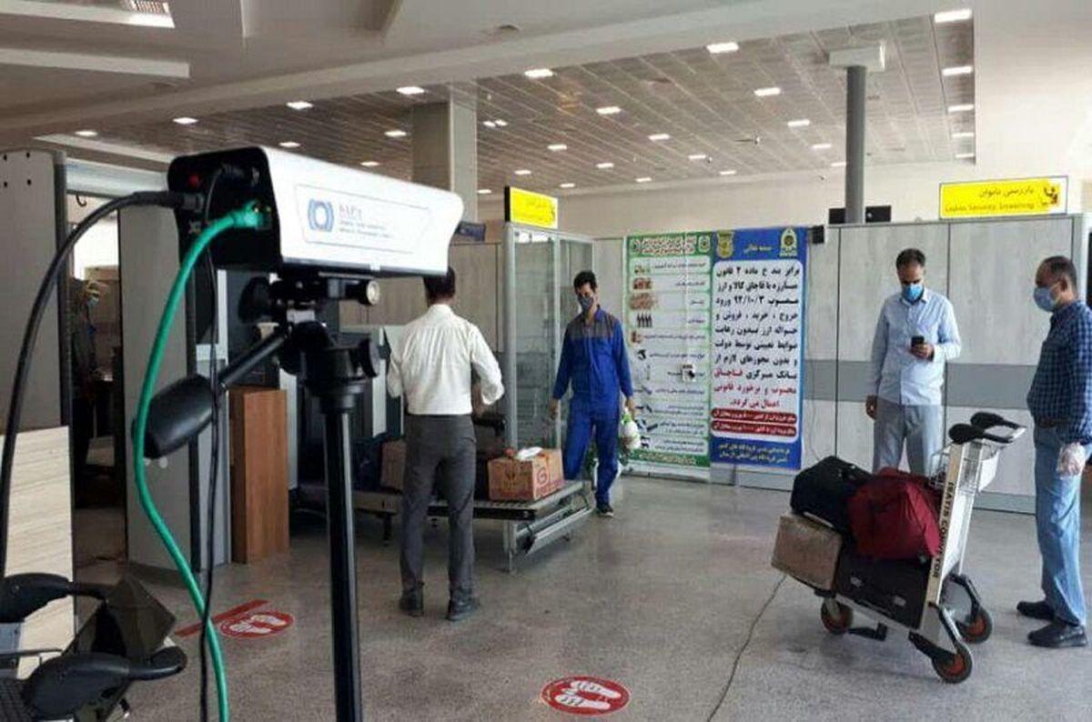 کاهش 33 درصدی پذیرش مسافر در فرودگاه کیش