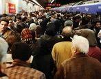 نوبخت: شلوغی مترو طبیعی است، مردم مدارا کنند