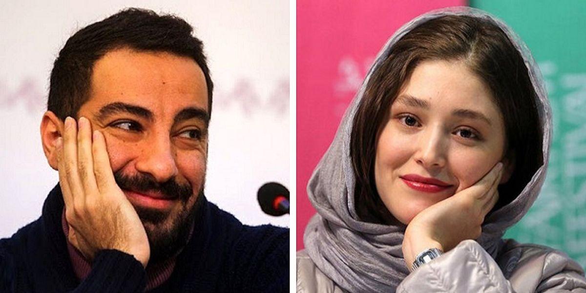 فرشته حسینی همسر نوید محمدزاده به افغانستان رفت | عکس فرشته حسینی در هواپیما