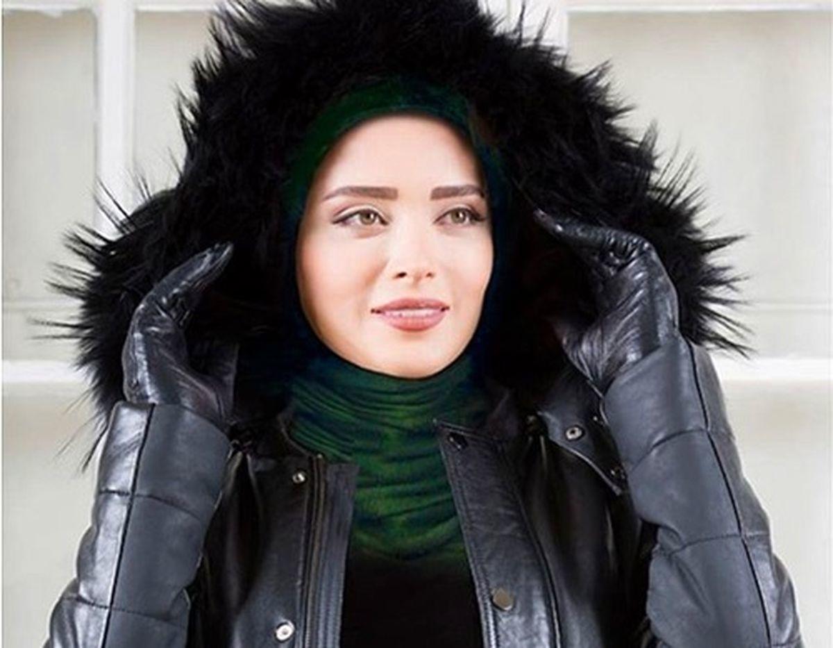 تیپ خفن همسر اول مهدی پاکدل در مطبش + عکس