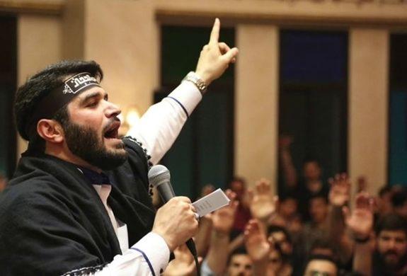 شعرخوانی میثم مطیعی درمورد حوادث اخیر +فیلم