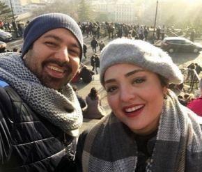 ماجرای بچه دار شدن علی اوجی و نرگس محمدی + فیلم و بیوگرافی