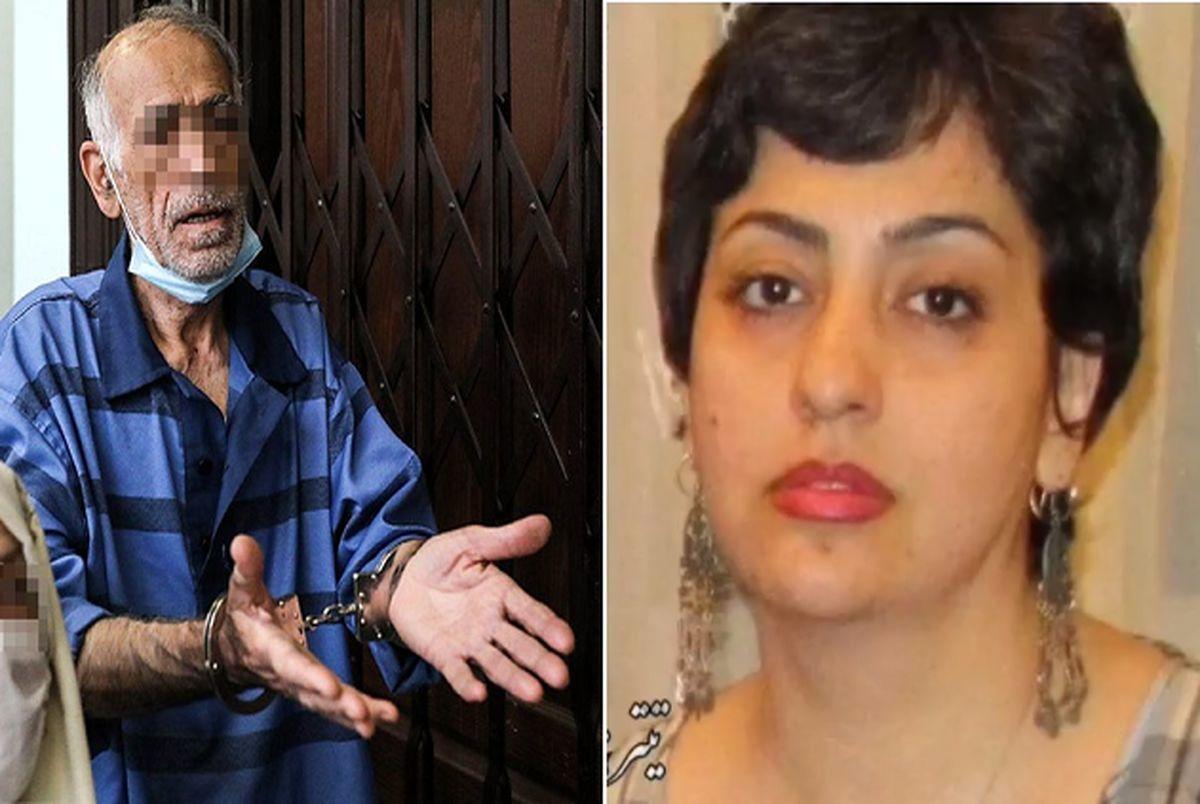 اکبر خرمدین به دخترش تجاوز کرده است + فیلم
