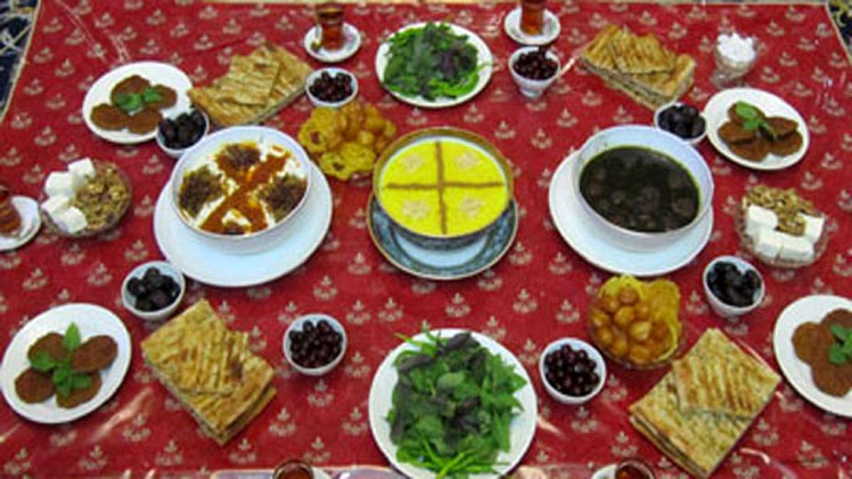 ماه رمضان | عوارض شام نخوردن در ماه مبارک رمضان