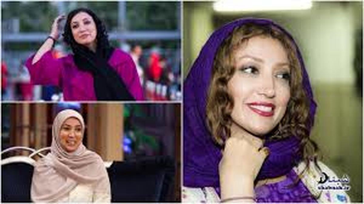 عکس دیده نشده از بازیگر سریال دودکش و همسر سابقش + عکس