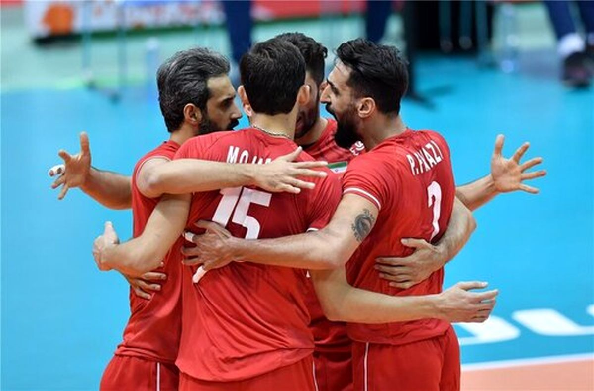 نتیجه والیبال ایران و چین