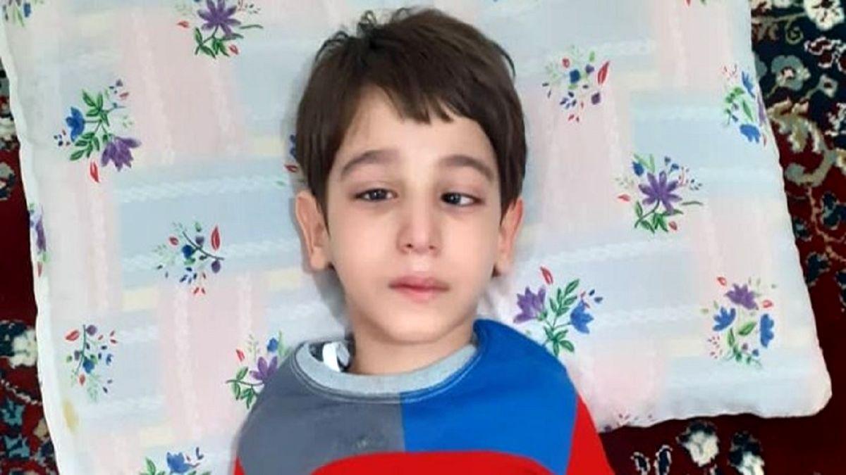 عاقبت دردناک کودکی که قربانی قصور پزشکی شد + تصاویر