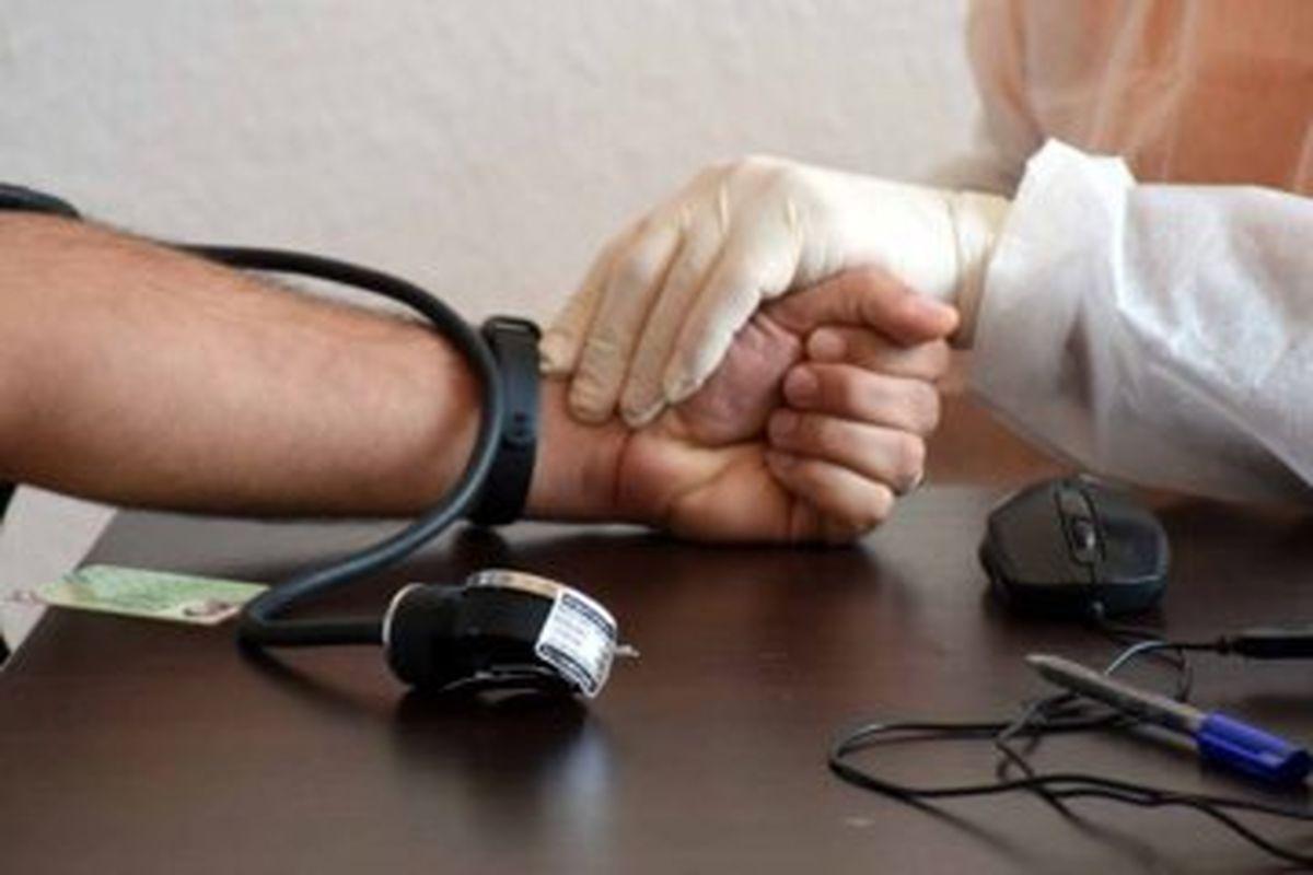 استقرار تیم سیار خونگیری انتقال خون در کیش