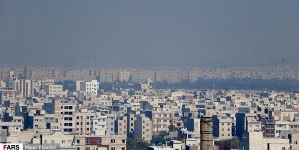 هوای آلوده به تهران برگشت