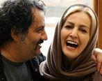 عکس لورفته از شقایق دهقان در آغوش همسر سابقش بعداز طلاق