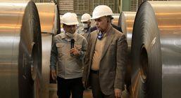 شرکت فولاد مبارکه سرآمد بازار سرمایه و تولید در کشور