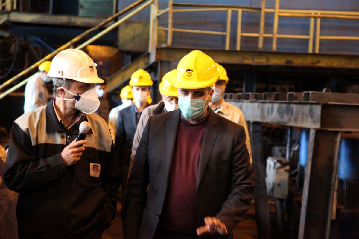 با تولید ریل زبانه توسط ذوب آهن اصفهان ، اثر تحریم بر این محصول خنثی شد
