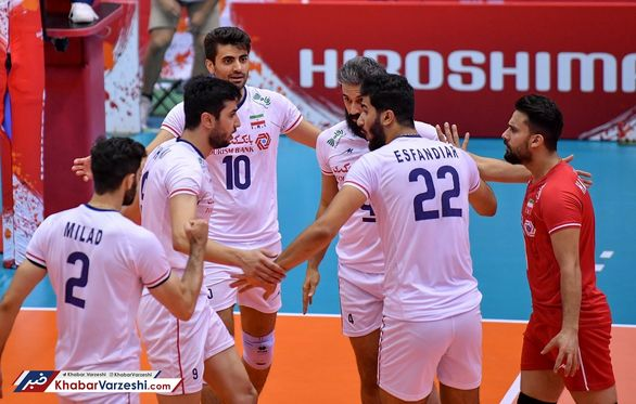 نتیجه بازی والیبال ایران و ارژانتین + خلاصه بازی