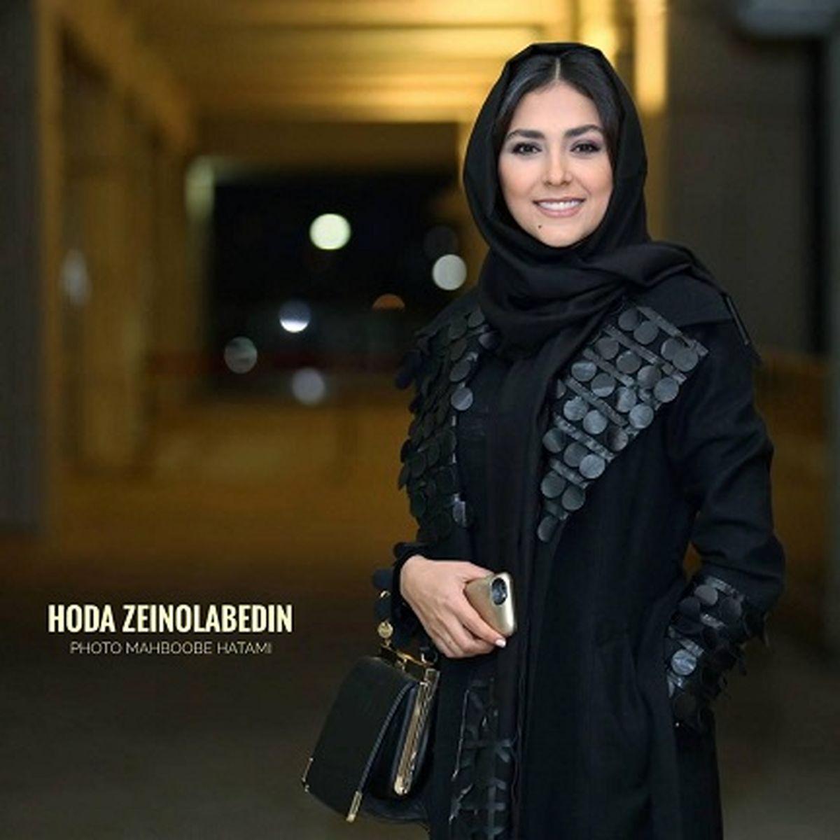 زندگینامه هدی زین العابدینی بازیگر محبوب سینما+تصاویر