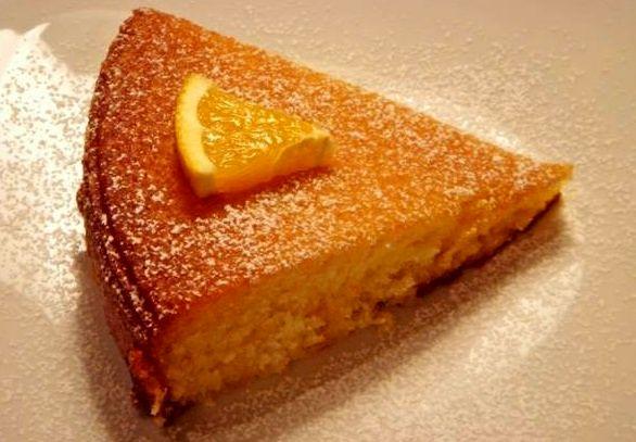 روش پخت کیک پرتقال