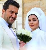 عروسی ساره بیات و حامد بهداد + فیلم