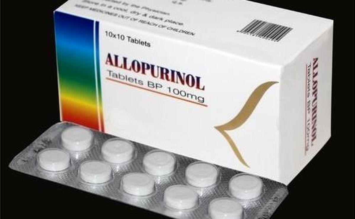 عمل داروی ضدنقرس آلوپورینول چگونه است؟