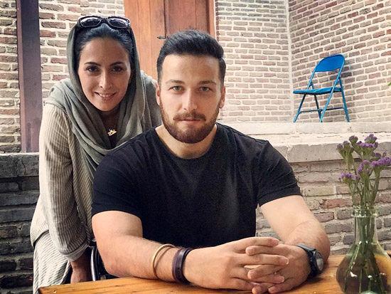 بیوگرافی میلاد میرزایی و همسرش بازیگر نقش حسام در سریال شرم + اینستاگرام - سبزمدیا